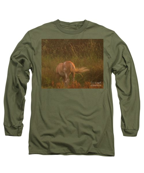 Horse 4 Long Sleeve T-Shirt
