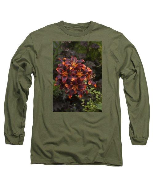 Hot Bouquet Long Sleeve T-Shirt