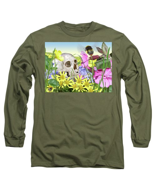 Hotel Ozymandias Long Sleeve T-Shirt