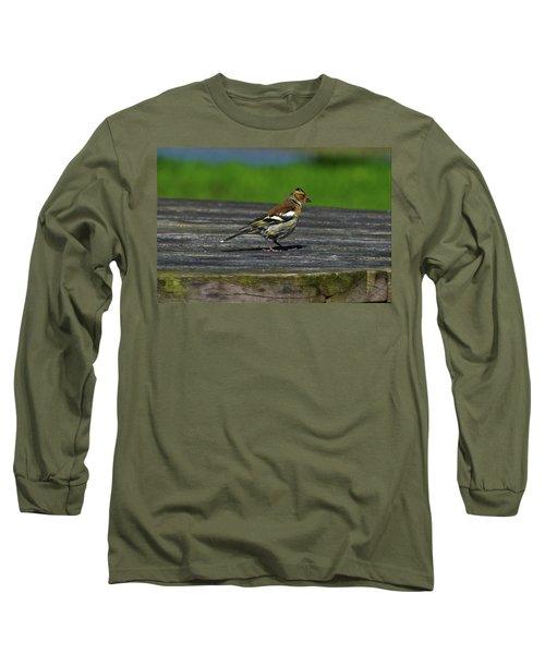 House Finch Long Sleeve T-Shirt