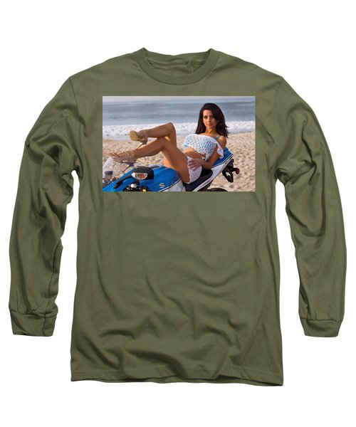 How About Those Legs? Long Sleeve T-Shirt