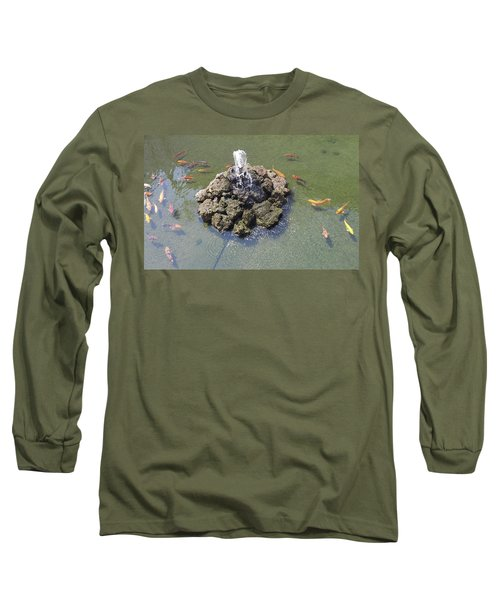 How Koi Long Sleeve T-Shirt