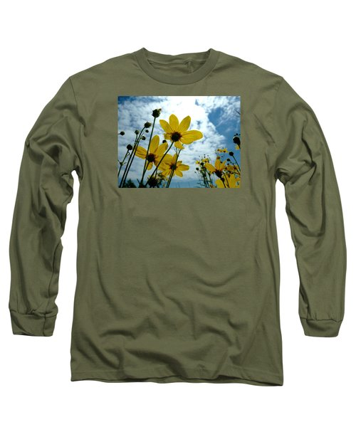 How Summer Feels Long Sleeve T-Shirt by Tim Good