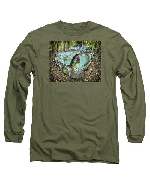 Hudson Hornet Long Sleeve T-Shirt