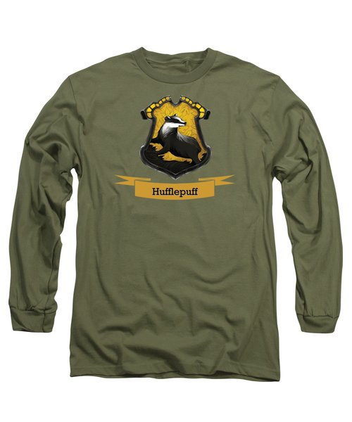 Hufflepuff Long Sleeve T-Shirt