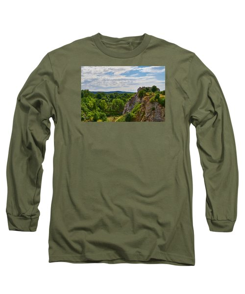 Hug A Rock Long Sleeve T-Shirt