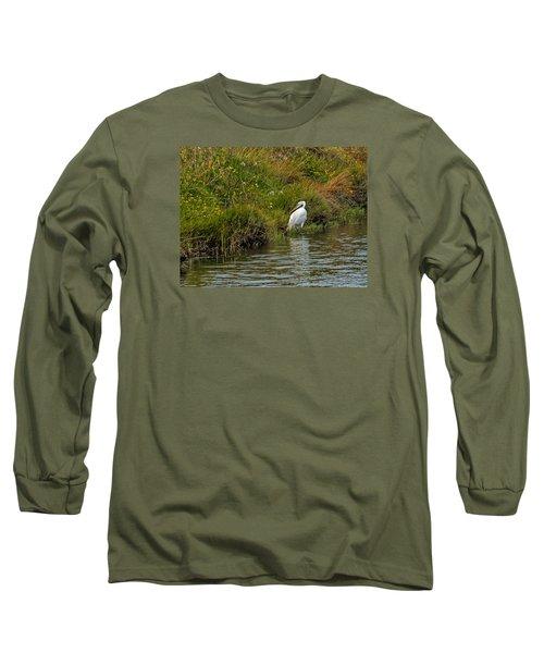 Huntress Long Sleeve T-Shirt by Alana Thrower