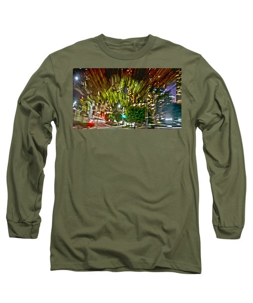 hurry up - in L.A. Long Sleeve T-Shirt