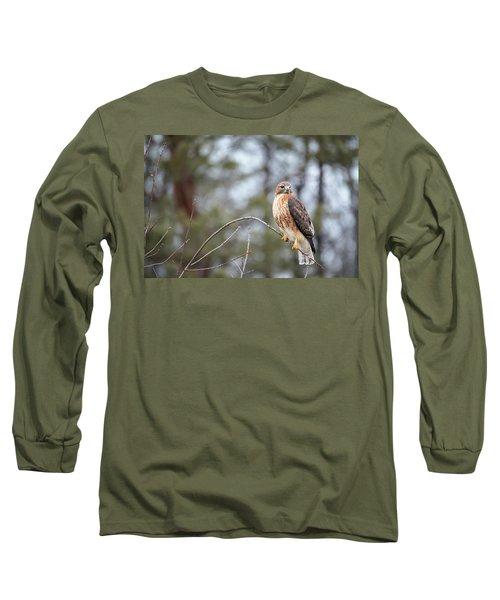 Hybrid Branch Long Sleeve T-Shirt
