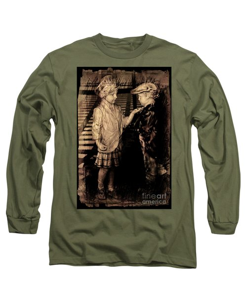 Long Sleeve T-Shirt featuring the photograph I Approve by Al Bourassa