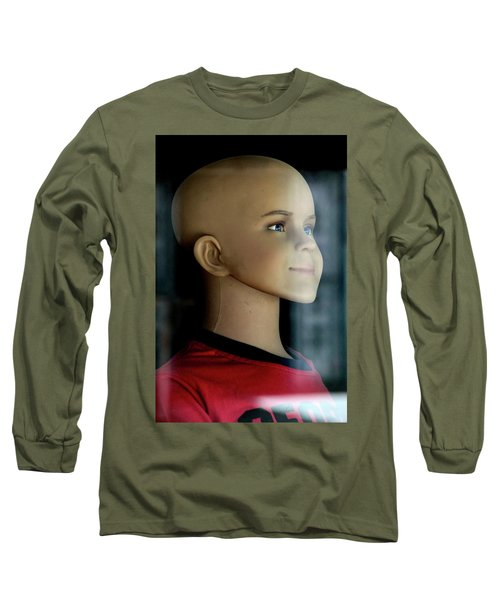 I Did It Long Sleeve T-Shirt by Jez C Self