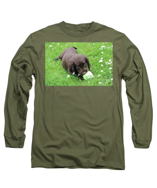 Long Sleeve T-Shirt featuring the photograph Got You by Katy Mei