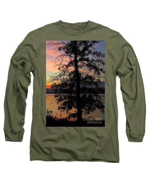 I Saw Her Standing There - Silhouette Of A Dream  Long Sleeve T-Shirt