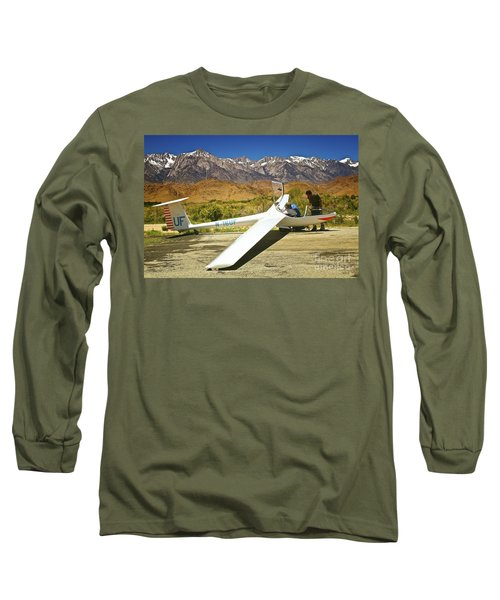 I See The Parachute Where's The Engine Long Sleeve T-Shirt