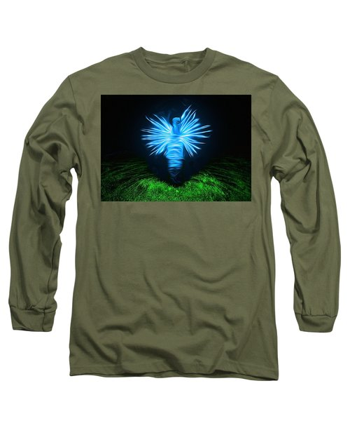 I Sing The Body Electric Long Sleeve T-Shirt