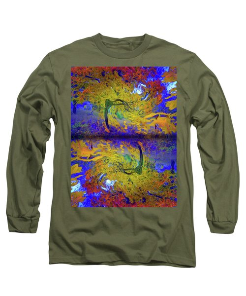 Long Sleeve T-Shirt featuring the photograph I Will Dance With You In This Storm by Tara Turner
