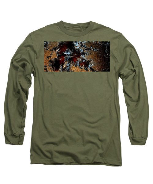 Ice Cold Gold Long Sleeve T-Shirt