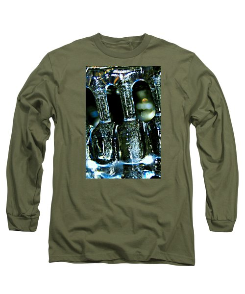 Ice Formation 02 Long Sleeve T-Shirt