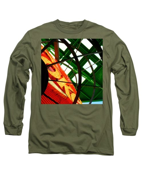 Icon Long Sleeve T-Shirt by Paul  Wilford