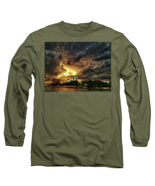 Ict Storm - From Smrt-phn Long Sleeve T-Shirt