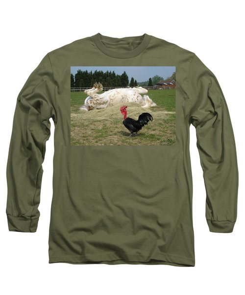 If Looks Could Kill Long Sleeve T-Shirt