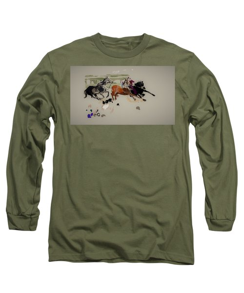 Il Palio Once Again Vr Long Sleeve T-Shirt