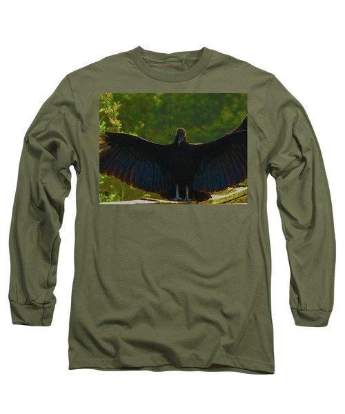 Im Batman Long Sleeve T-Shirt