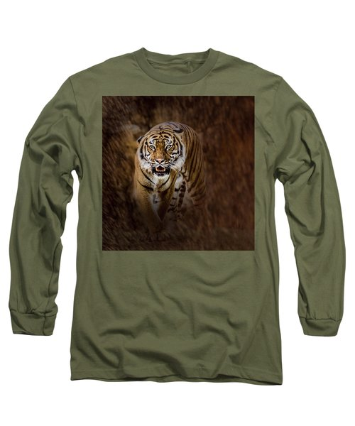 I'm Coming For You Long Sleeve T-Shirt