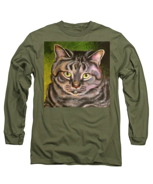 Im Your Man Tabby Long Sleeve T-Shirt