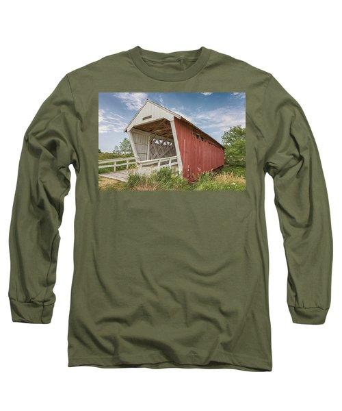 Imes Covered Bridge Long Sleeve T-Shirt