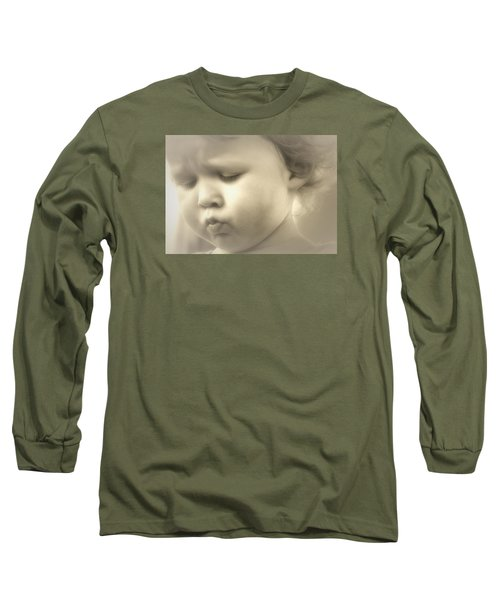 Long Sleeve T-Shirt featuring the photograph Immanuel by The Art Of Marilyn Ridoutt-Greene