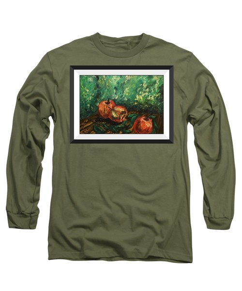 Immortality Long Sleeve T-Shirt