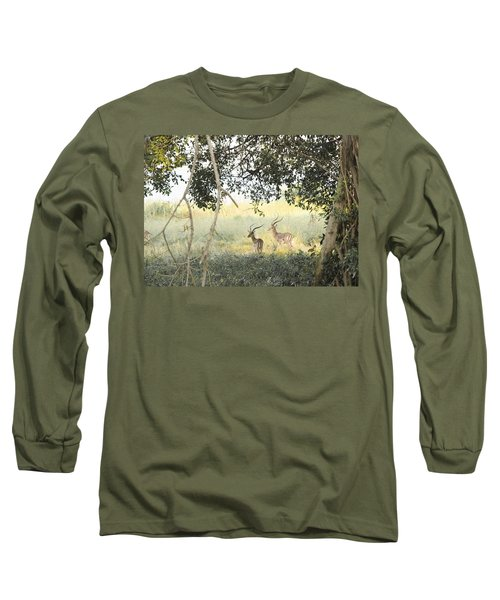 Impala Long Sleeve T-Shirt by Patrick Kain