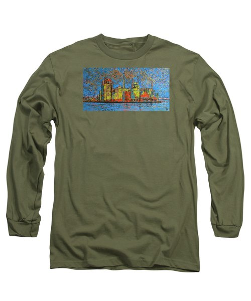 Impression - Irving Mill Long Sleeve T-Shirt