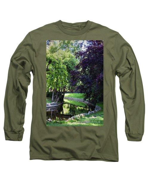 Impressionist Reminiscence  Long Sleeve T-Shirt