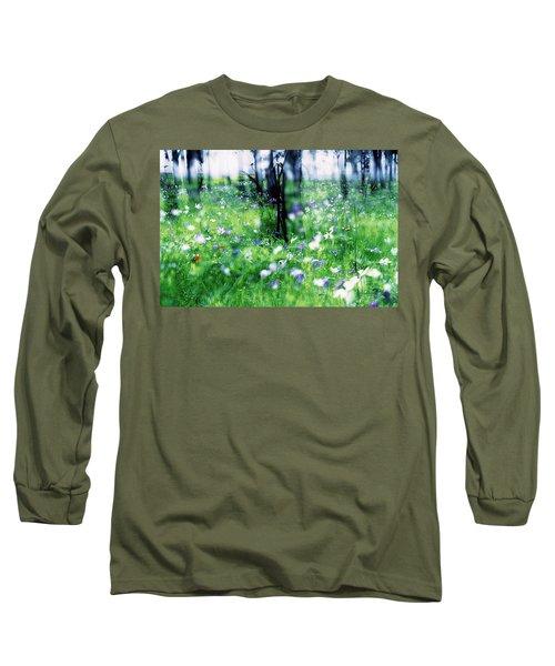 Impressionistic Photography At Meggido 1 Long Sleeve T-Shirt