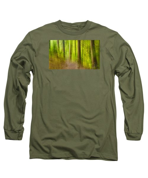 Impressions Of The Forest Long Sleeve T-Shirt