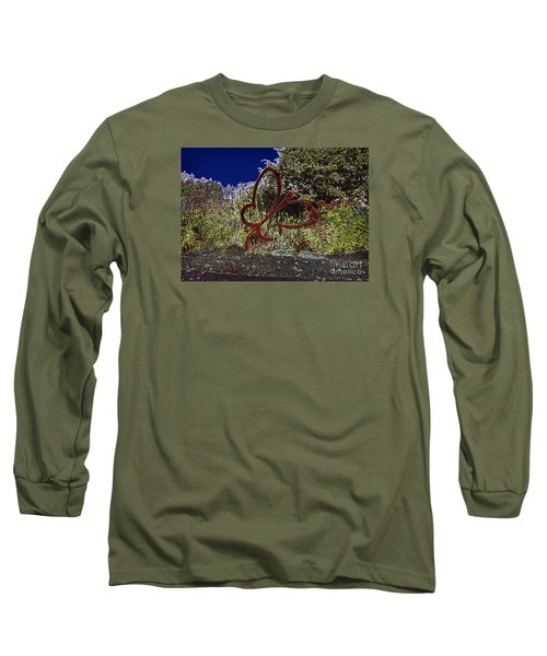 In A Gadda Da Vida Long Sleeve T-Shirt