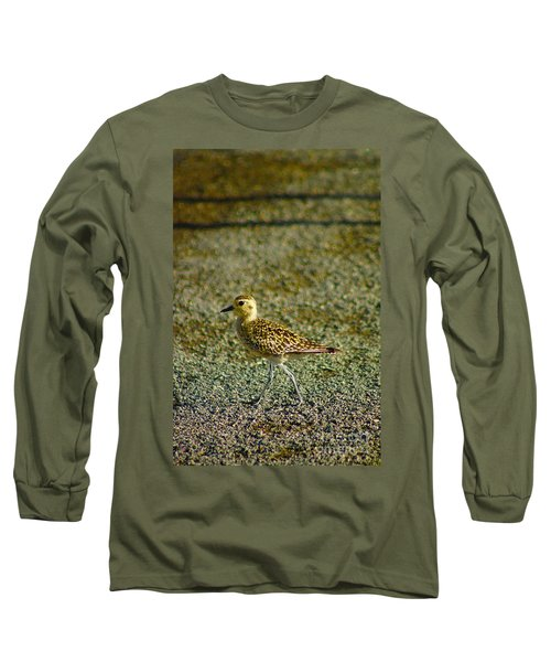 In A Hurry Long Sleeve T-Shirt