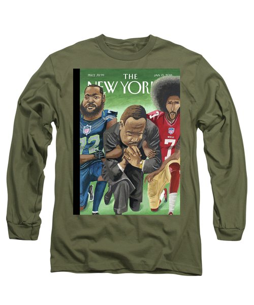 In Creative Battle Long Sleeve T-Shirt