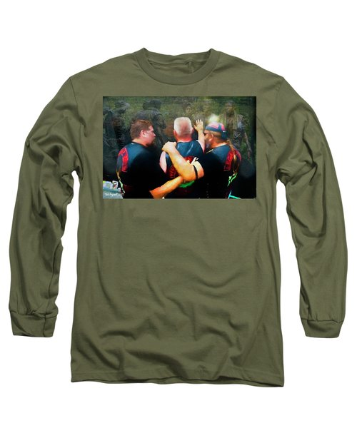 In Honour Of Those Who Serve Long Sleeve T-Shirt