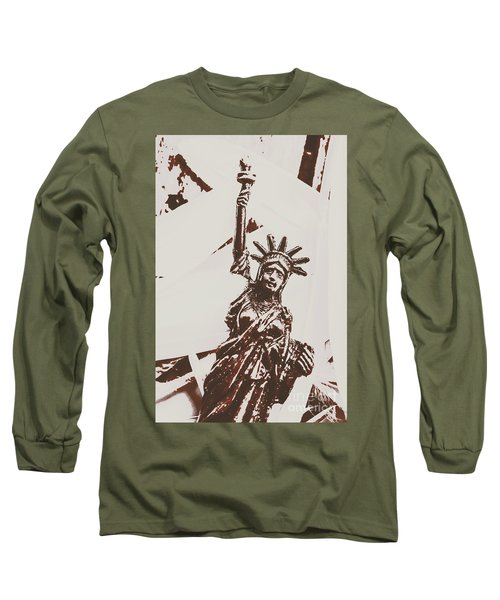 In Liberty Of New York Long Sleeve T-Shirt