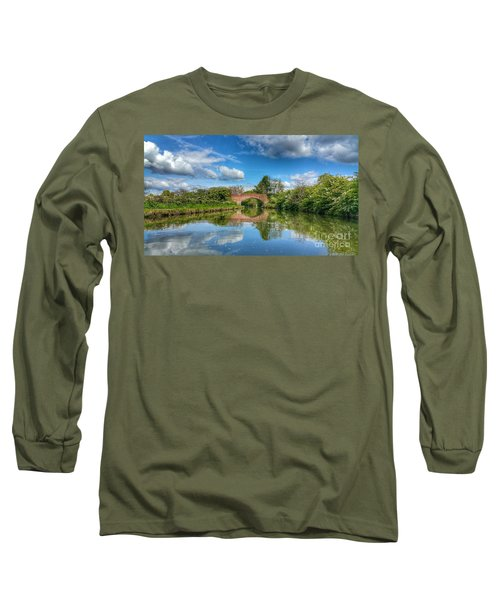 In The Dream Long Sleeve T-Shirt by Isabella F Abbie Shores FRSA