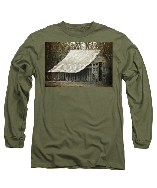 In The Niche Of Time Long Sleeve T-Shirt