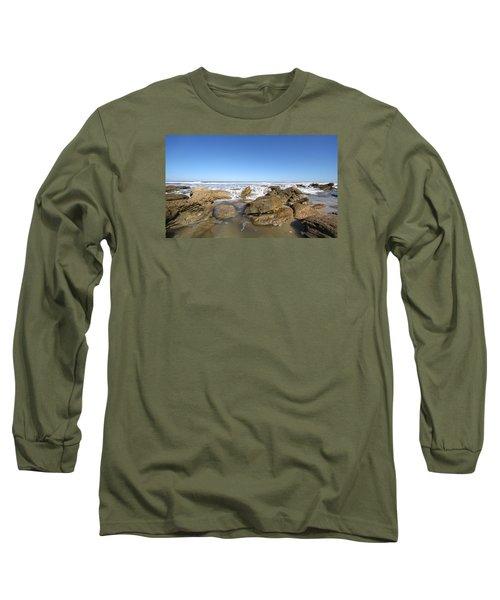 In The Rocks Long Sleeve T-Shirt by Robert Och