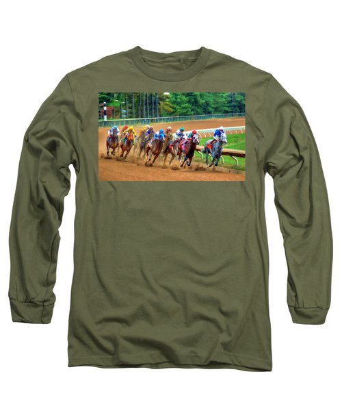 In The Turn #2 Long Sleeve T-Shirt