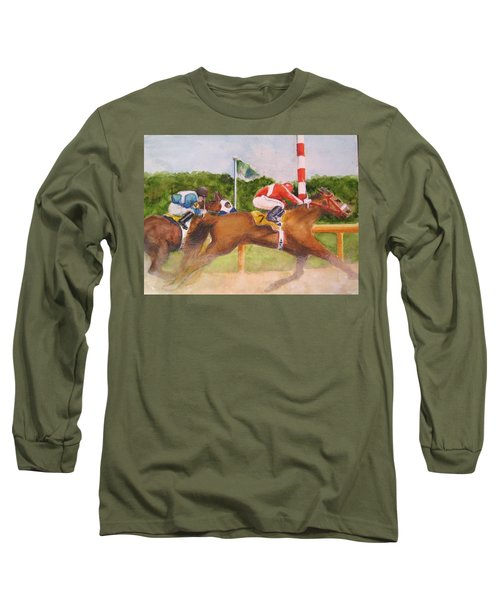 In The Turn Long Sleeve T-Shirt