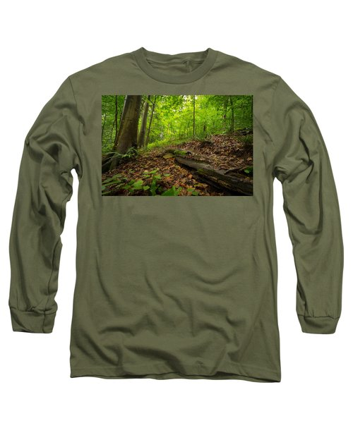 In The Woods_2 Long Sleeve T-Shirt