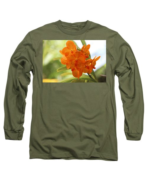 Long Sleeve T-Shirt featuring the photograph In This World by Michiale Schneider
