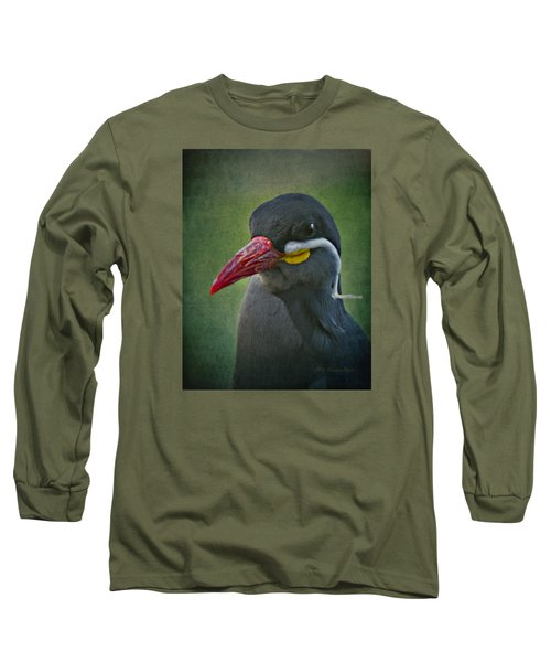 Inca Tern _ 1a Long Sleeve T-Shirt